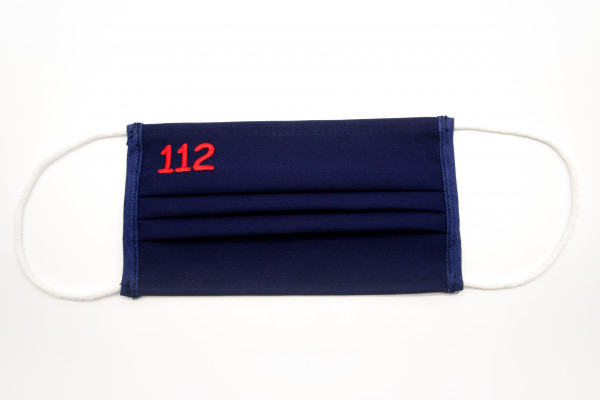 Behelfsmaske 112 - waschbar